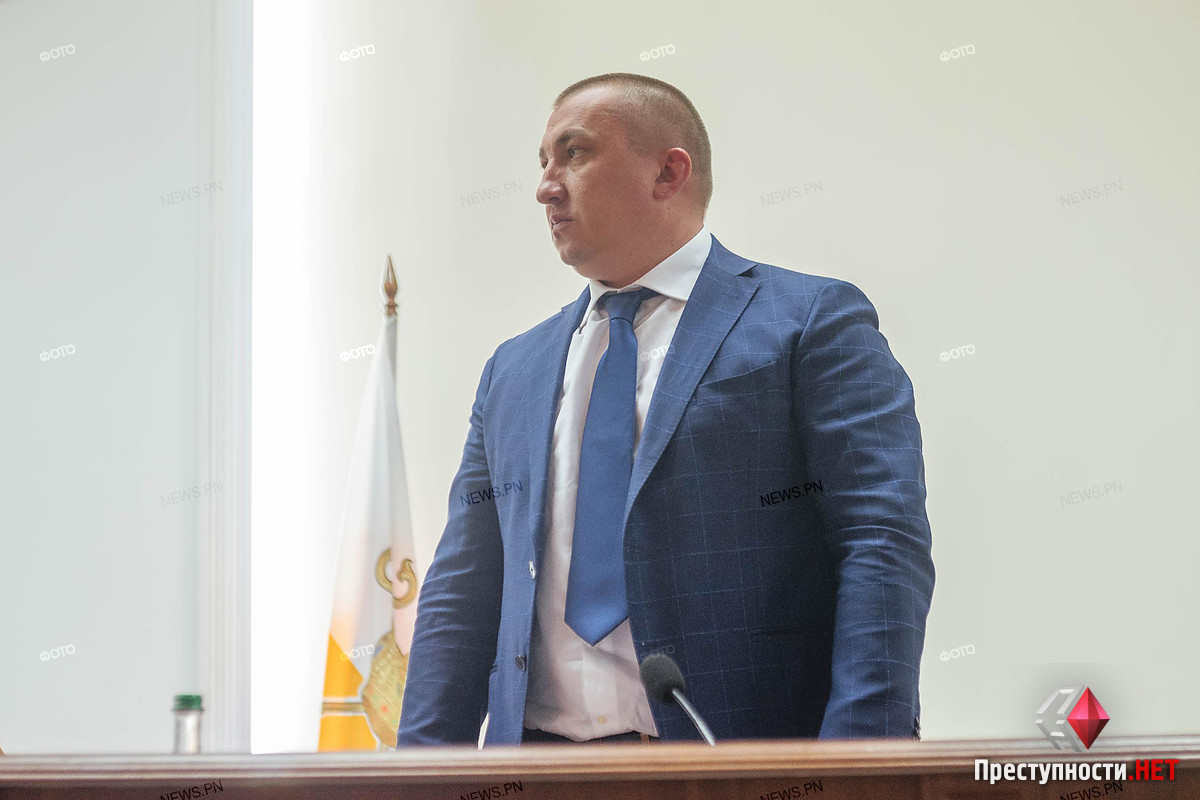 Новый начальник УСБУ Николаевщины обещает массовую кадровую чистку