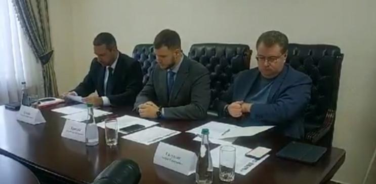 У Миколаїв прибув міністр інфраструктури Криклій