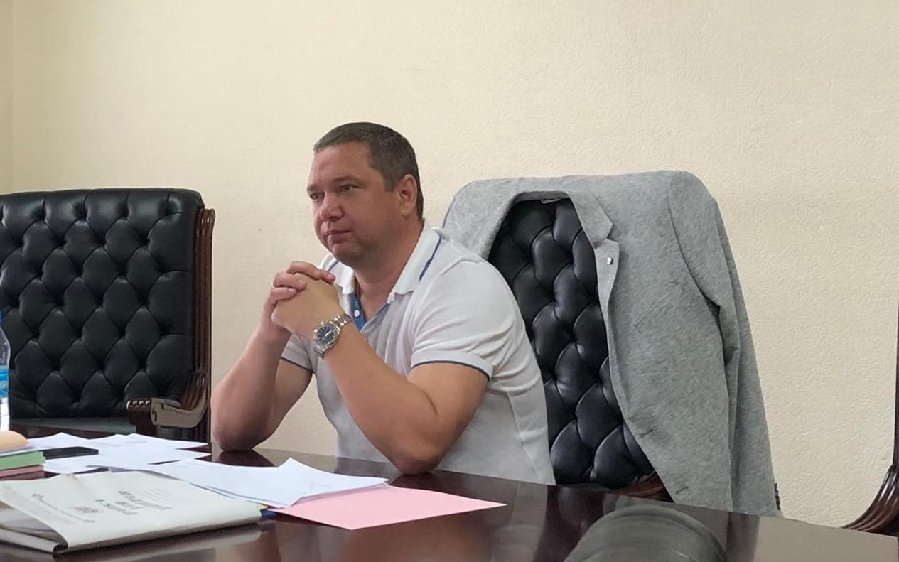 Лидер фракции «Наш край» в областном совете Юрий Кормышкин написал заявление о сложении полномочий главы комиссии по вопросам АПК
