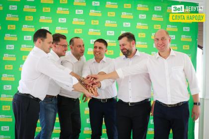Николаевские «слуги народа» единогласно поддержали законопроект о внедрении в Украине рынка земли