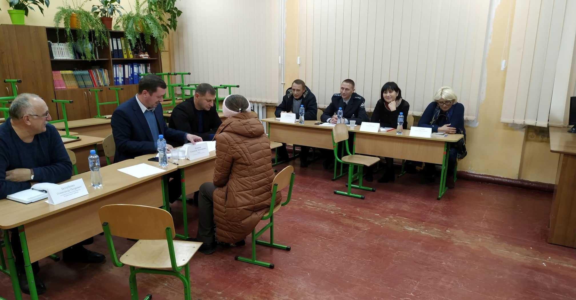 Відбувся виїзний прийом громадян головою адміністрації Корабельного району