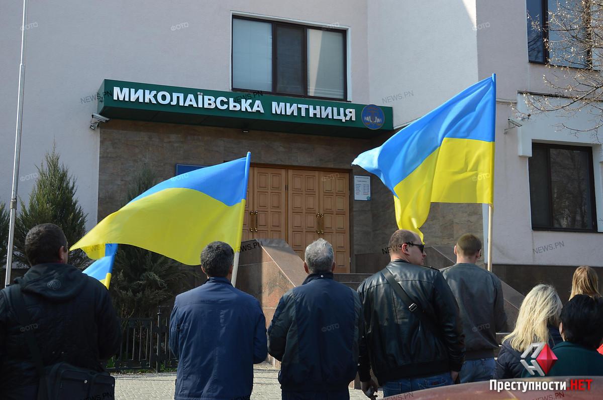 Николаев потерял таможню: таможенные посты в области переходят в управление Херсона