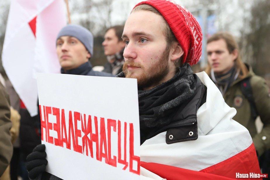 Беларусь охватили новые протесты против союза с Россией