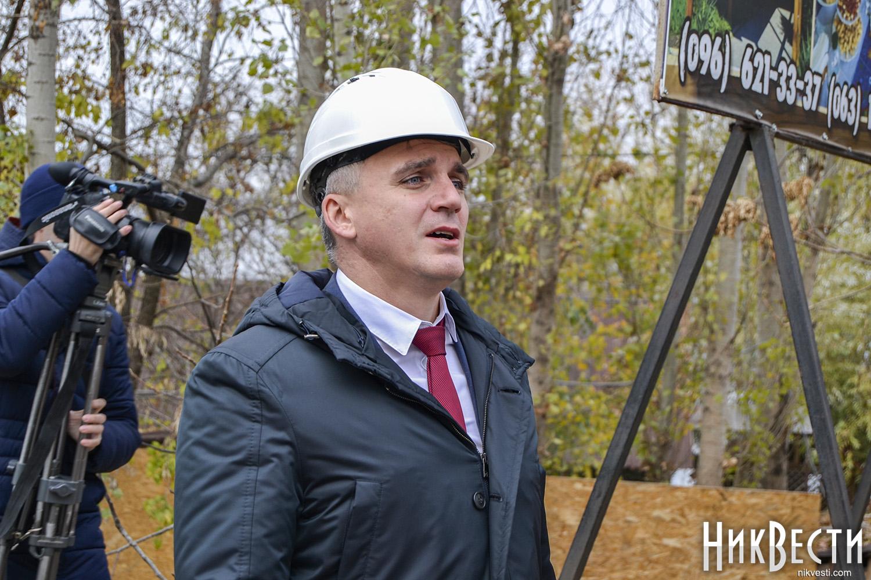 Реакция мэра Николаева Сенкевича на критику губернатора Стадника