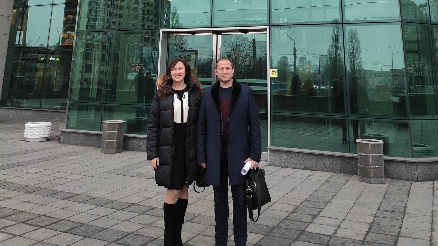 Стадник и Негулевский высмеяли поездку «делегации Сенкевича» в Киев по вопросу Варваровского моста