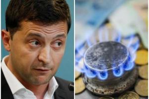Зеленский ответил на петицию с требованием отменить плату за транспортировку газа