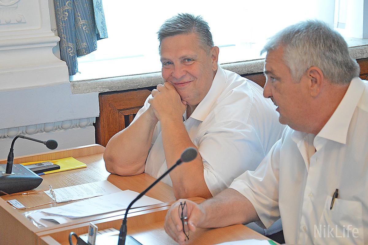 «Наш край» призвал сложить мандаты четырех депутатов Николаевского горсовета, перешедших в партию Медведчука