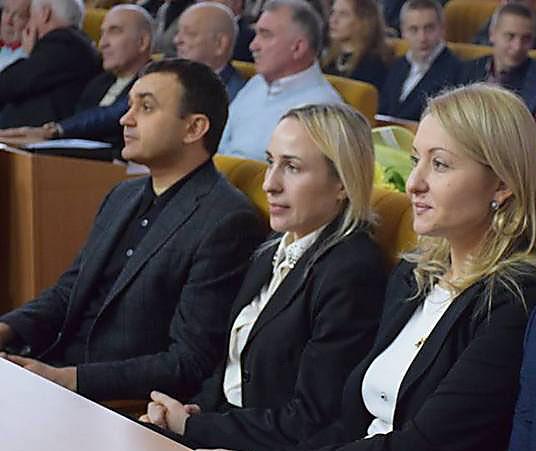 В разгар эпидемии глава облсовета Москаленко отдала компаниям Янишевской ₴400 тысяч из бюджета за пиар себя и приближенных