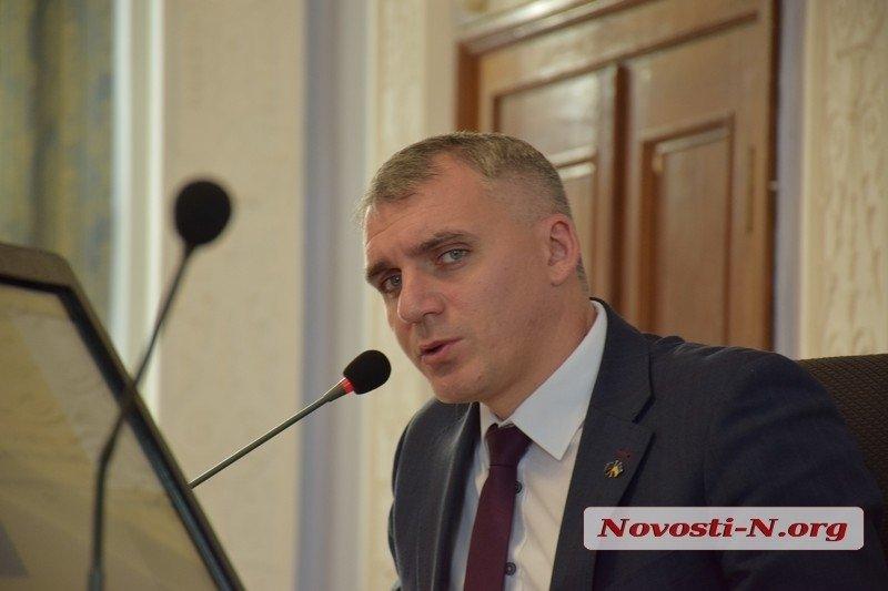 Сенкевич призвал николаевцев сдавать полиции предпринимателей, работающих в карантин