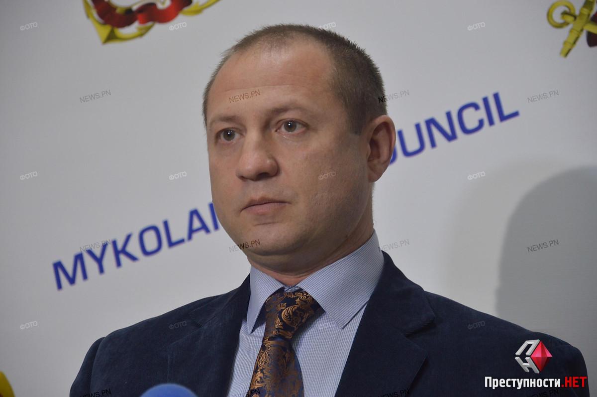 Вице-мэр Николаева Степанец задекларировал почти 180 тысяч гривен зарплаты за половину марта и апрель