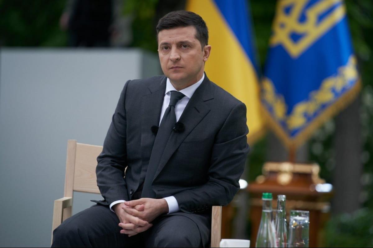 Зеленский уволил главу Кировоградской ОГА после скандала со взяткой
