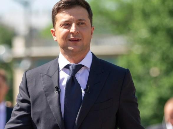 Зеленский прибыл с рабочей поездкой в Николаевскую область