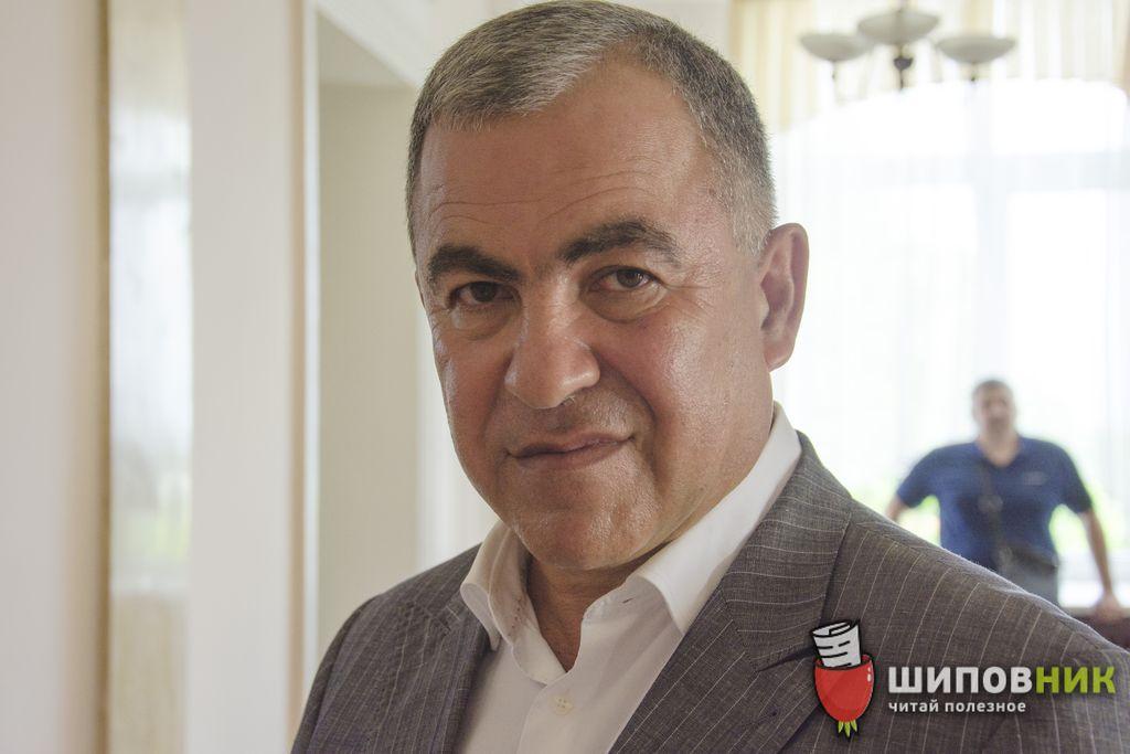 Сенкевич не получал от Гранатурова заявление об увольнении с должности главы администрации Ингульского района