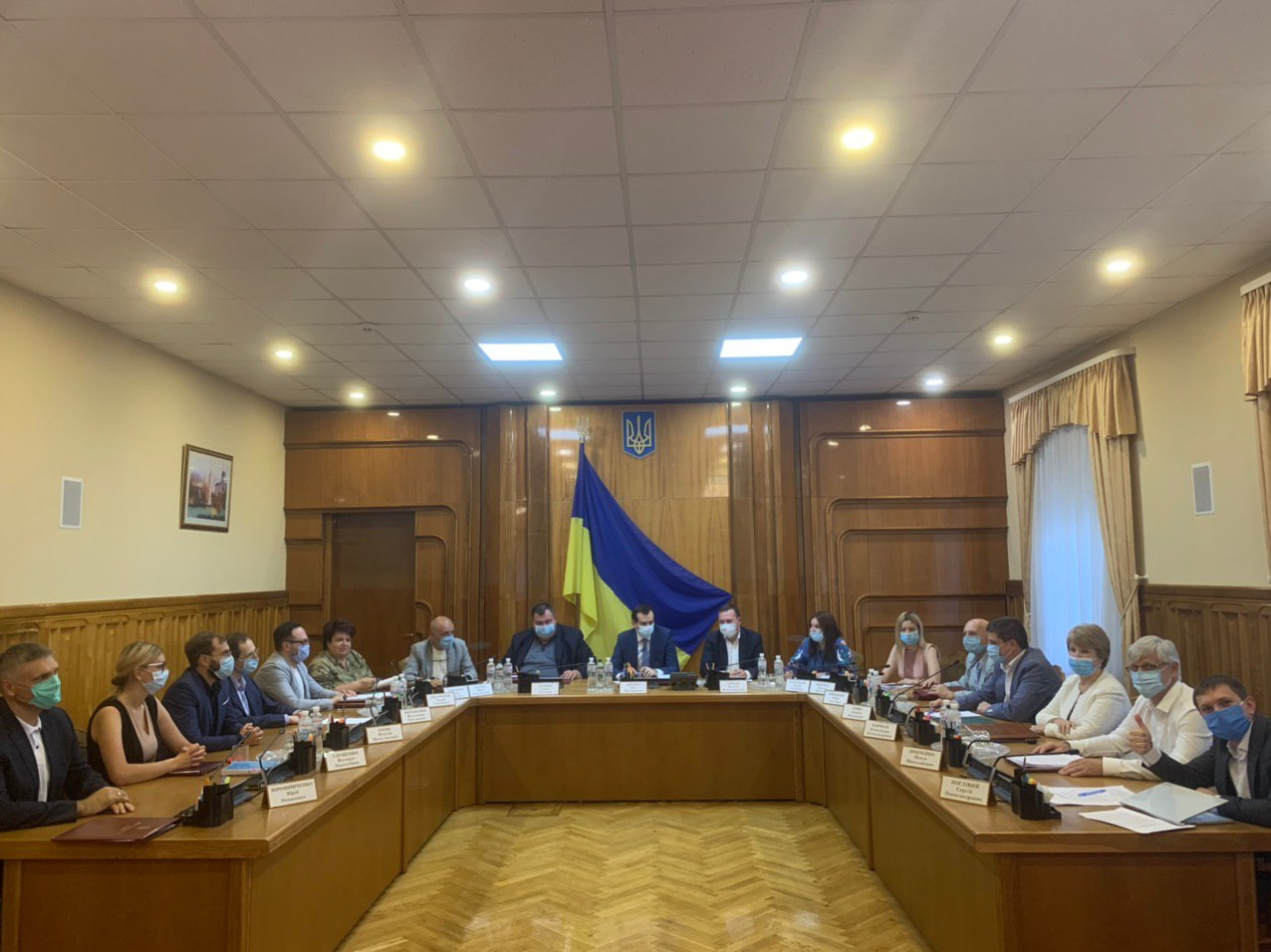Комісія оголосила з 5 вересня 2020 року початок виборчого процесу місцевих вибор