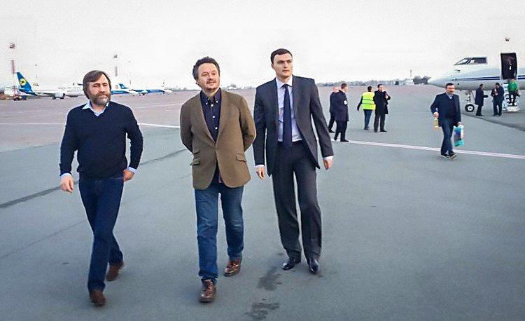Садыков рассказал, что ведет переговоры с Дятловым о его вступлении в партию «Николаевцы»