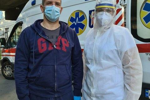 Голова Миколаївської ОДА Стаднік захворів на коронавірус
