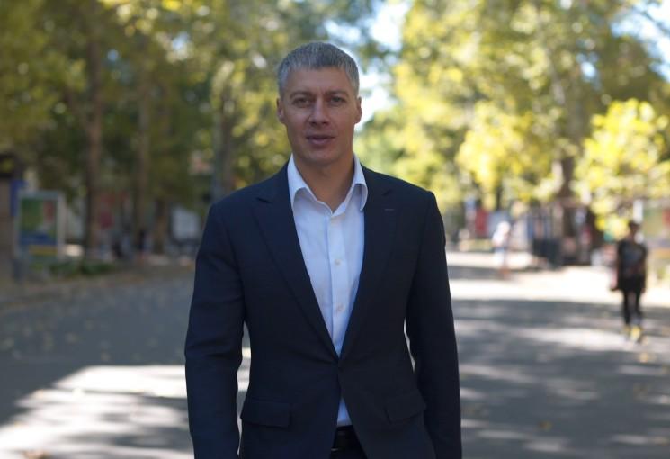 Ильюк официально возглавил «ОПЗЖ» в Николаеве, а Невенчанный избран его заместителем