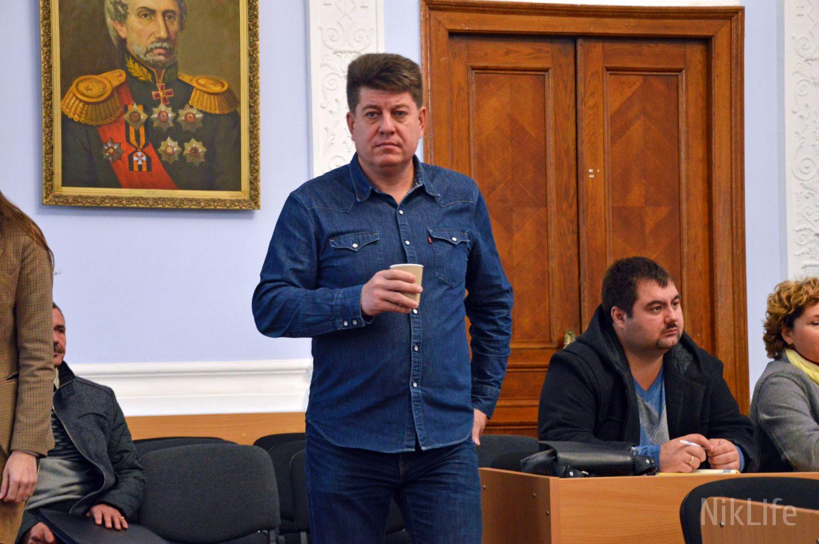 Жители Николаева пожаловались Медведчуку на местного депутата из ОПЗЖ