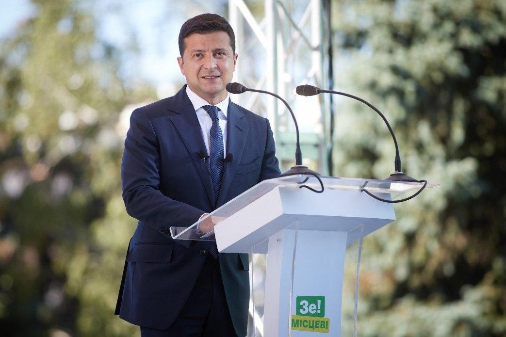 Зеленскому не доверяют почти 50% украинцев