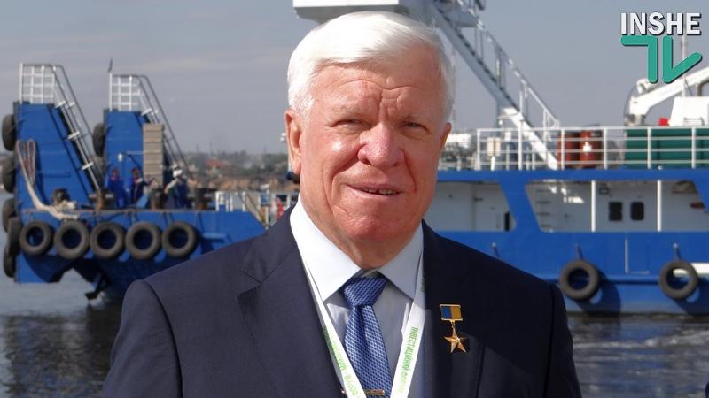 """Гендиректор """"НИБУЛОНа"""" Вадатурский призвал экс-губернатора Круглова оставаться на пенсии и не идти в политику"""
