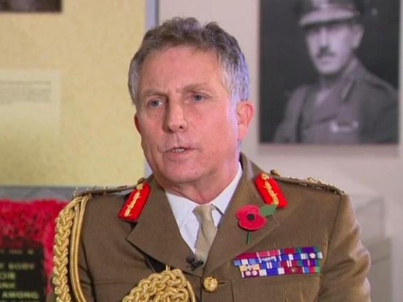 Глава вооруженных сил Великобритании предупредил о риске новой мировой войны