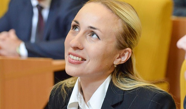 Экс-глава Николаевского облсовета Виктория Москаленко подала заявление на компенсацию ей полумиллиона гривен