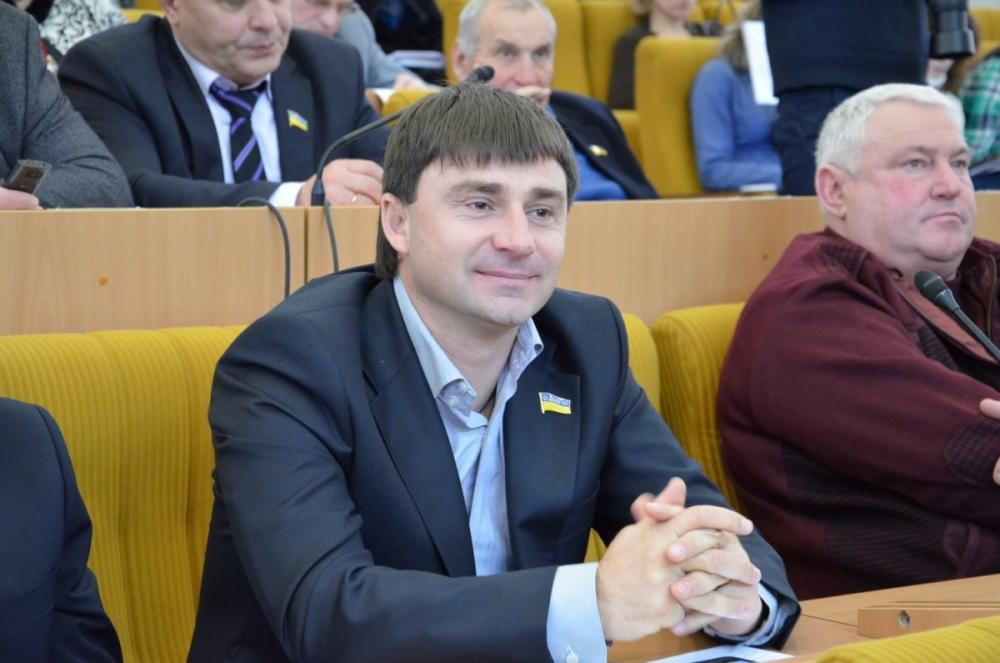 Главой фракции «ОПЗЖ» в Николаевском облсовете избран Владимир Фроленко