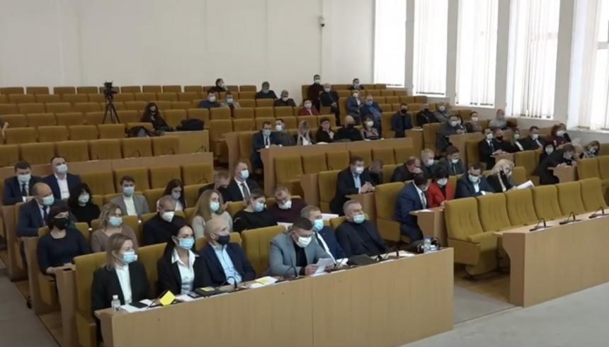 Первая сессия Николаевского райсовета