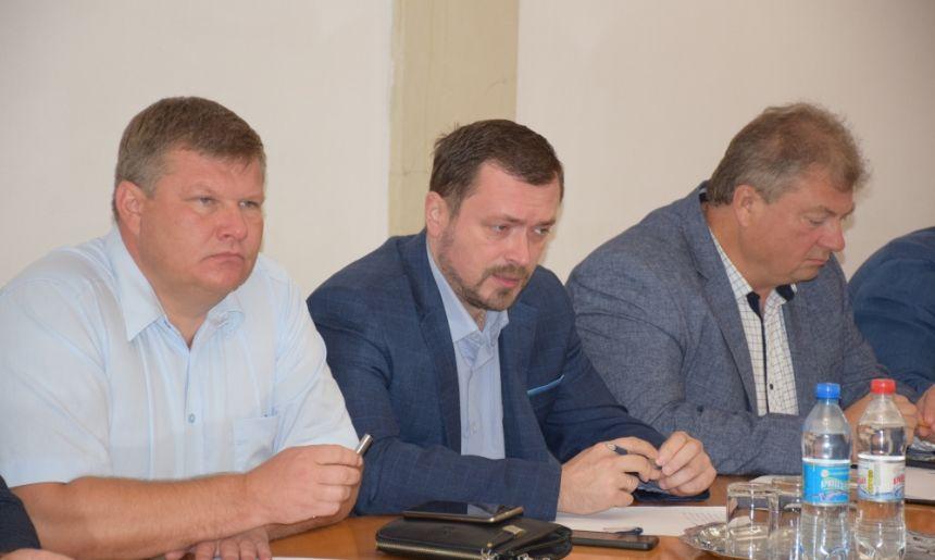 Цуканов об идее Москаленко о возвращении Корабельному статуса города
