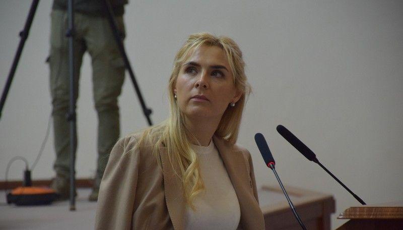 Главой Николаевского областного совета стала Анна Замазеева