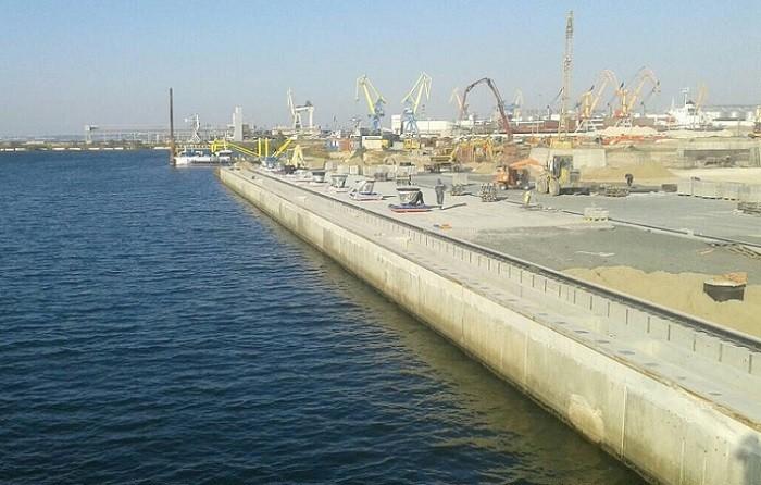 Николаевскому горсовету предлагают отвести 6,8 га под новый морской терминал