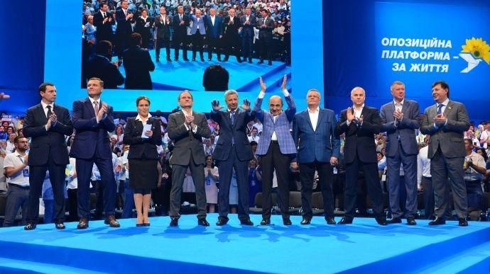 В ОПЗЖ назвали санкции против Медведчука репрессиями и уничтожением демократии