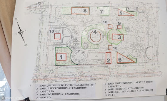 Коммерсант, которому на 5 лет отдают аттракционы в «Сказке», давно сотрудничает с Николаевской мэрией