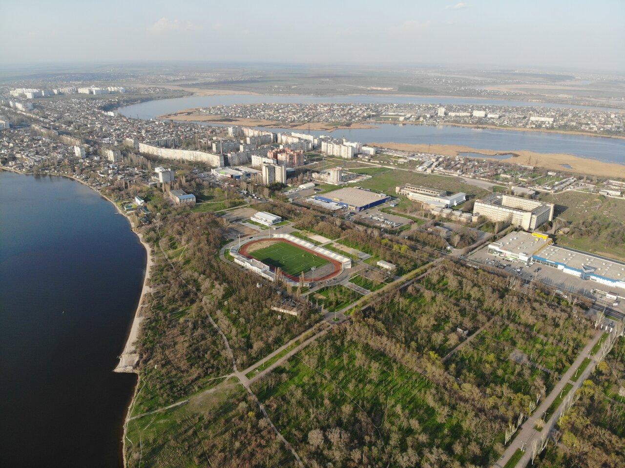 Мартиросов записал блог о Домбровской и парке Победы