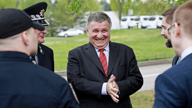 Зеленский рассказал, когда уволит Авакова