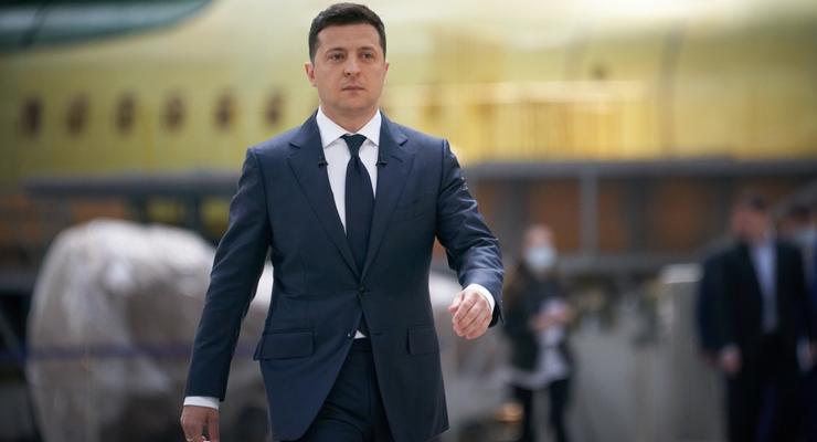 Зеленский сказал, за что уволили трех министров