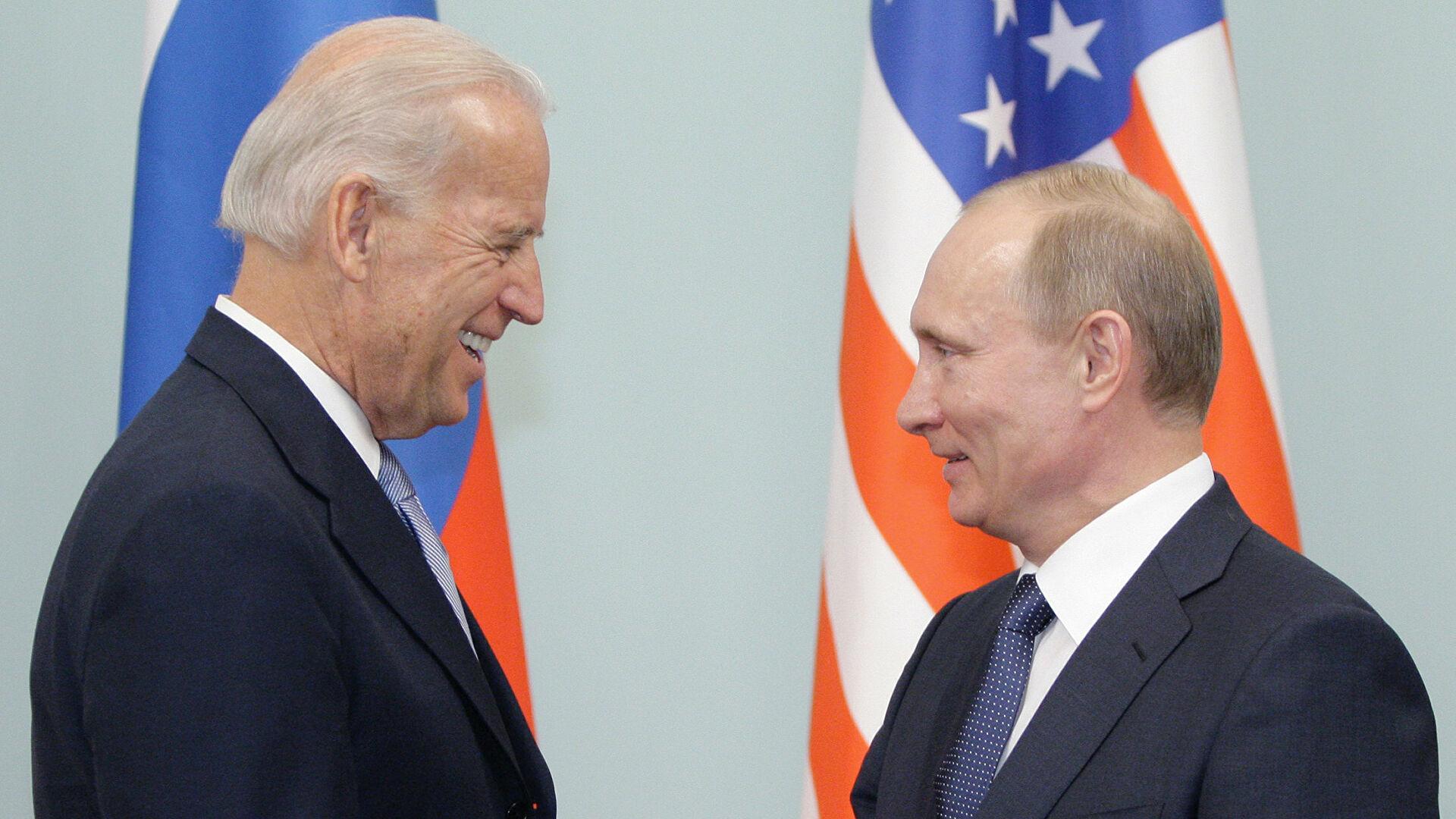Встреча Байдена и Путина: появилось расписание переговоров в Женеве