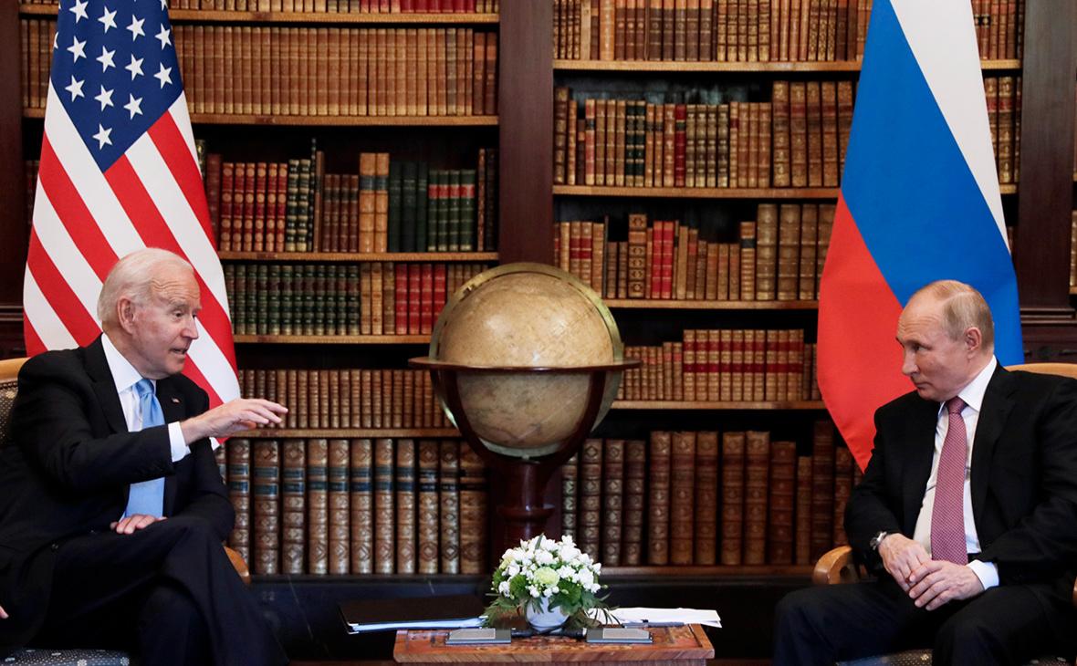 В ОП прокомментировали встречу Байдена и Путина