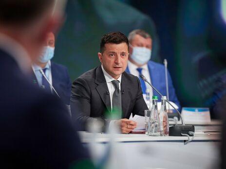 Зеленский заявил, что попытки построения в Украине