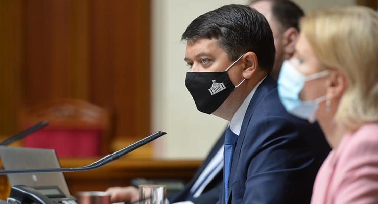 Есть вопросы к трем министрам: Разумков анонсировал ротации в Кабмине