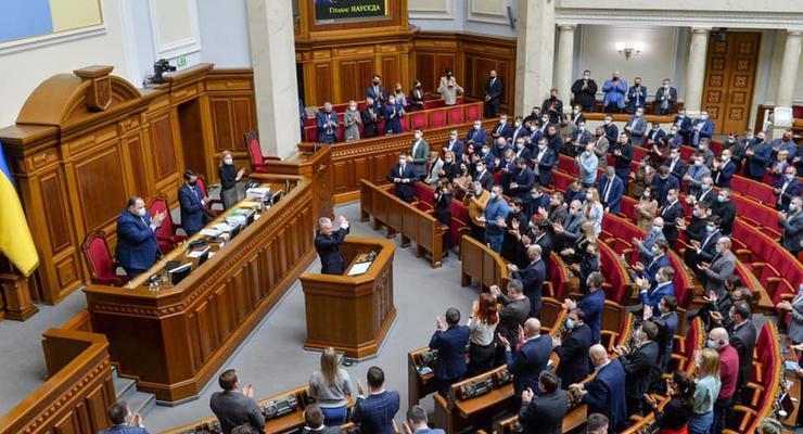 Новый рейтинг партий: за кого проголосуют украинцы