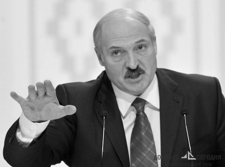Лукашенко поручил перекрыть границу с Украиной