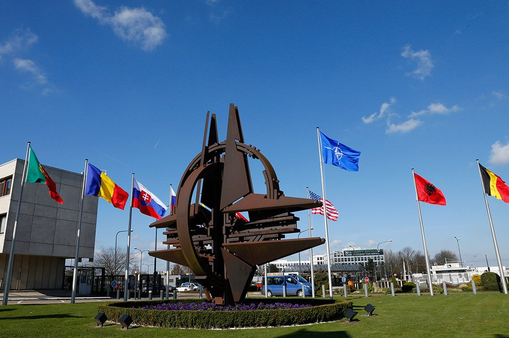 В НАТО ответили Зеленскому на запрос о вступлении в альянс
