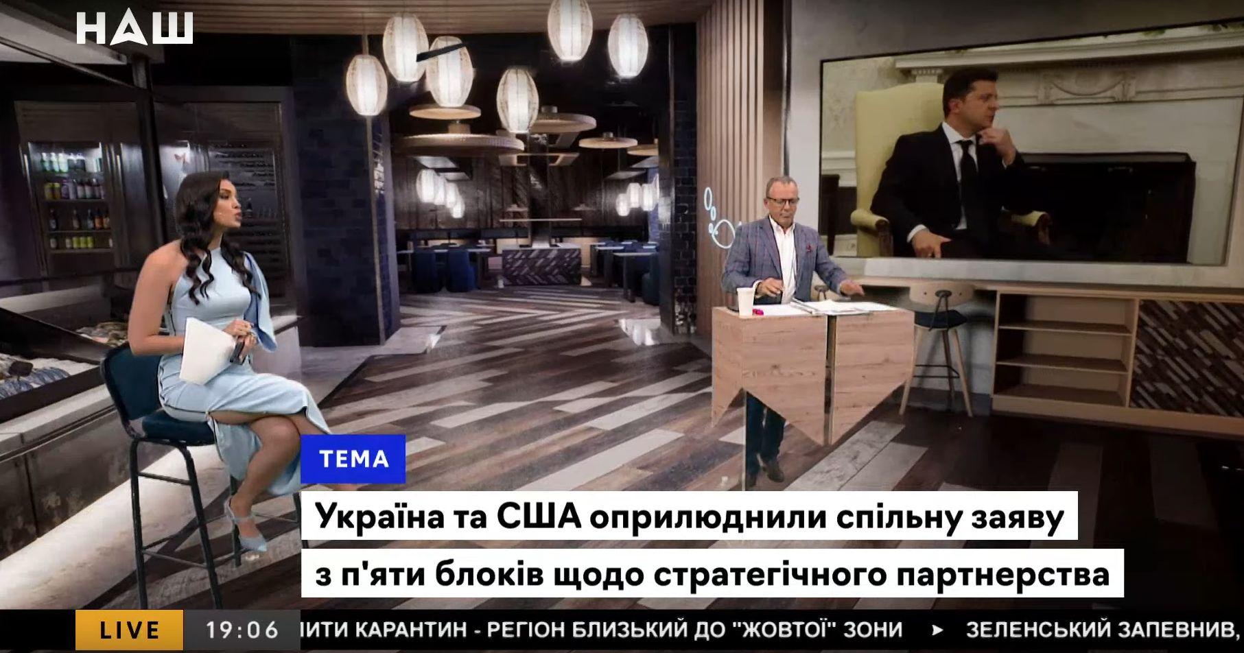 ПОДРОБНО о встрече Зеленского с Байденом 02.09.21