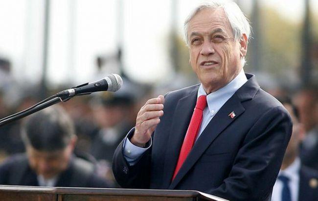 В Чили запустили процедуру импичмента президенту из-за