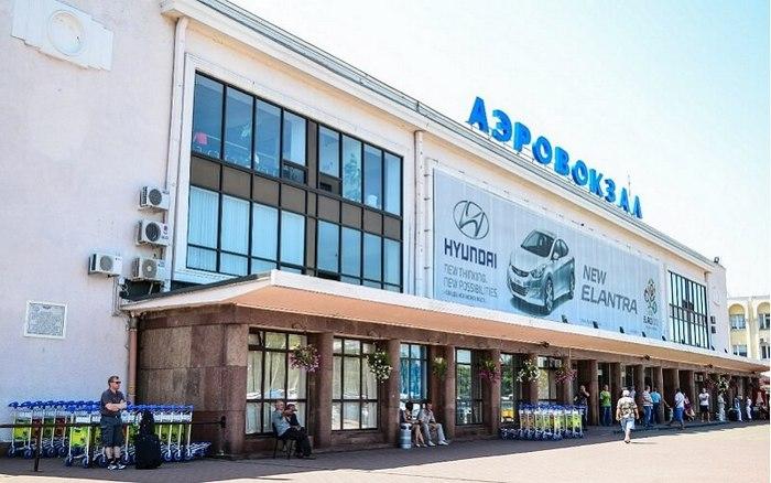 В 4 городах Украины приостановлена работа аэропортов из-за сообщений о минировании