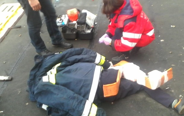 В Донецкой области 15-летний парень выжил после падения с 7 этажа