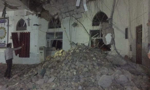 Землетресение забрало 207 человек на границе Ирака с Ираном (ФОТО, ВИДЕО)