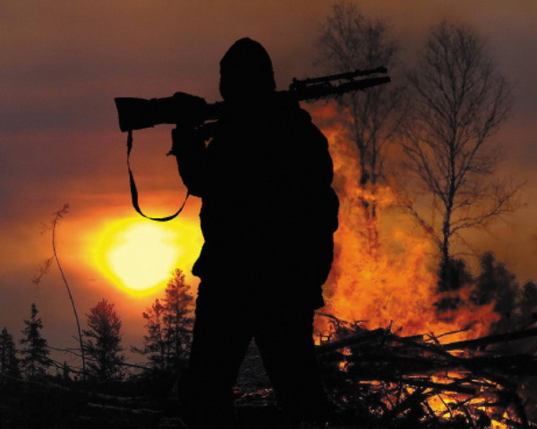 На Первомайщине охотник случайно подстрелил своего товарища