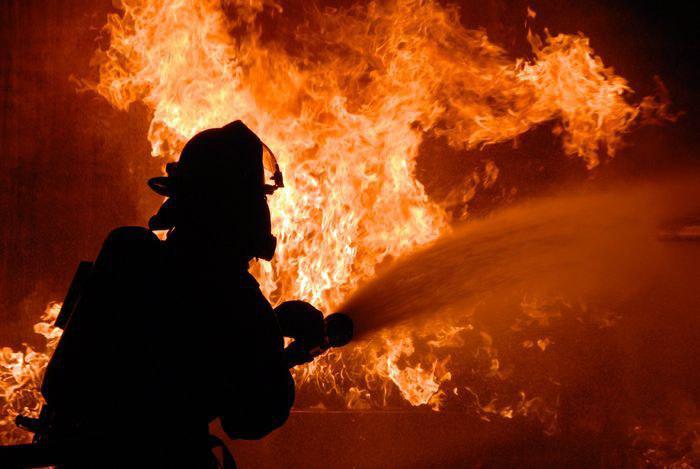 За два дня на Николаевщине ликвидировали 3 пожара